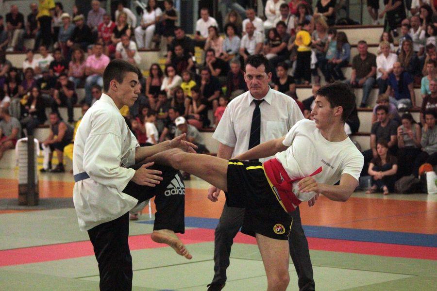 21ème Trophée Hoang Nam combat
