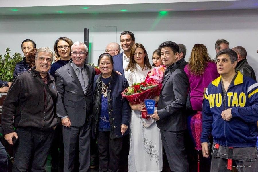 40ème anniversaire de l'école Hoàng Nam Antibes