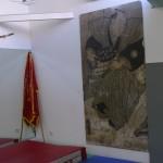 Matelas fresque samouraï